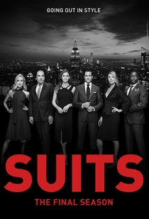 Suits (9ª Temporada) - Poster / Capa / Cartaz - Oficial 1