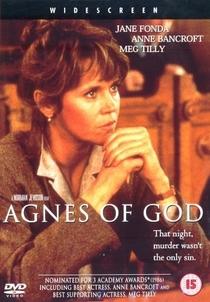 Agnes de Deus - Poster / Capa / Cartaz - Oficial 1