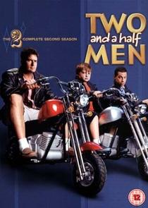 Dois Homens e Meio (2ª Temporada) - Poster / Capa / Cartaz - Oficial 1