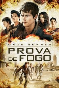 Maze Runner: Prova de Fogo - Poster / Capa / Cartaz - Oficial 21