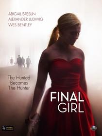 Final Girl - Poster / Capa / Cartaz - Oficial 2