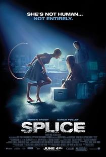 Splice - A Nova Espécie - Poster / Capa / Cartaz - Oficial 8