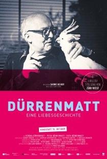 Dürrenmatt: Uma História de Amor - Poster / Capa / Cartaz - Oficial 1