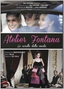 Ateliê Fontana - Poster / Capa / Cartaz - Oficial 1