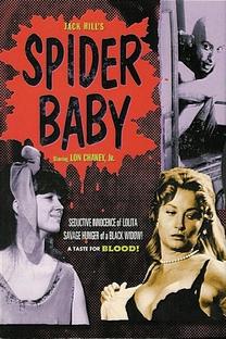 Spider Baby - Poster / Capa / Cartaz - Oficial 3