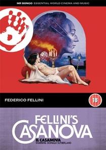 Casanova de Fellini - Poster / Capa / Cartaz - Oficial 4