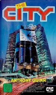 A Cidade - Poster / Capa / Cartaz - Oficial 1