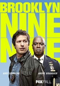 Brooklyn Nine-Nine (3ª Temporada) - Poster / Capa / Cartaz - Oficial 2