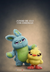 Toy Story 4 - Poster / Capa / Cartaz - Oficial 4