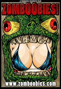 Zomboobies - Poster / Capa / Cartaz - Oficial 1