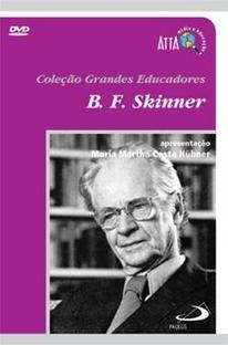 B. F. Skinner - Poster / Capa / Cartaz - Oficial 1