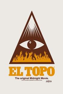 El Topo - Poster / Capa / Cartaz - Oficial 2