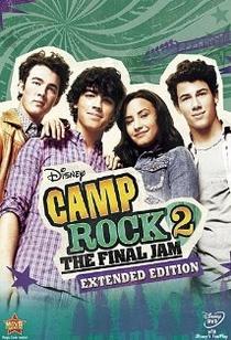 Camp Rock 2 - O Jam Final - Poster / Capa / Cartaz - Oficial 2