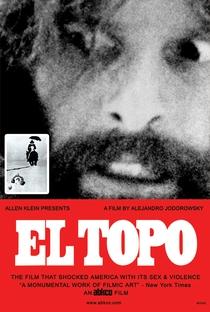 El Topo - Poster / Capa / Cartaz - Oficial 13
