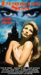 Pecados Imortais - Poster / Capa / Cartaz - Oficial 2