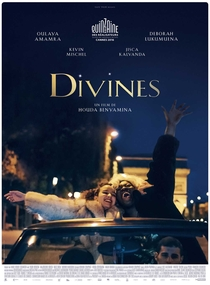 Divinas - Poster / Capa / Cartaz - Oficial 1