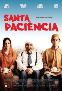 Santa Paciência - Poster / Capa / Cartaz - Oficial 1