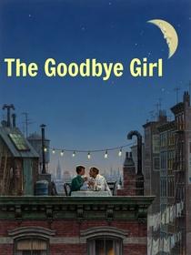 A Garota do Adeus - Poster / Capa / Cartaz - Oficial 5