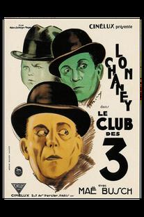 The Unholy Three - Poster / Capa / Cartaz - Oficial 3