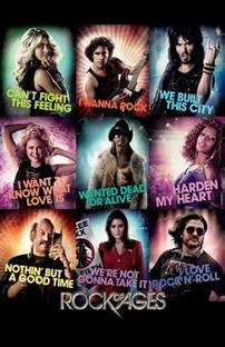 Rock of Ages: O Filme - Poster / Capa / Cartaz - Oficial 5