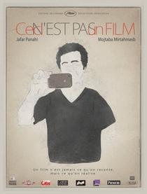 Isto Não É um Filme - Poster / Capa / Cartaz - Oficial 1