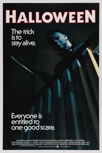 Halloween - A Noite do Terror - Poster / Capa / Cartaz - Oficial 2