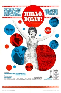 Alô, Dolly! - Poster / Capa / Cartaz - Oficial 3