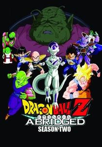 Dragon Ball Z: Abridged (2ª Temporada) - Poster / Capa / Cartaz - Oficial 1