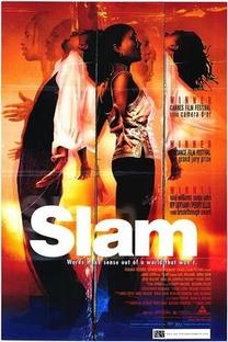 Slam  - Poster / Capa / Cartaz - Oficial 3