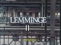 Lemminge, Teil 2 Verletzungen - Poster / Capa / Cartaz - Oficial 1