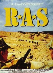 R.A.S. - Regimento de Artilharia Especial - Poster / Capa / Cartaz - Oficial 1