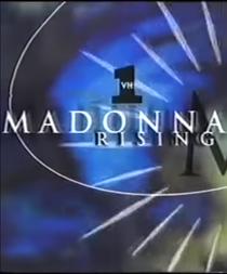 Madonna Rising - Poster / Capa / Cartaz - Oficial 1