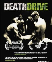 Death Drive - Poster / Capa / Cartaz - Oficial 1