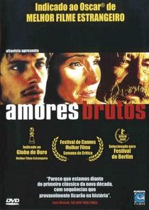 Amores Brutos - Poster / Capa / Cartaz - Oficial 2