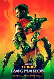 Thor: Ragnarok - Poster / Capa / Cartaz - Oficial 3