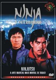 Ninja - O Exterminador - Poster / Capa / Cartaz - Oficial 1