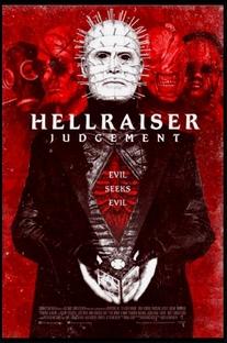 Hellraiser: Judgment - Poster / Capa / Cartaz - Oficial 1