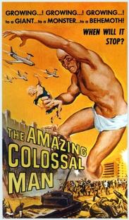 O Incrível Homem Atômico - Poster / Capa / Cartaz - Oficial 1