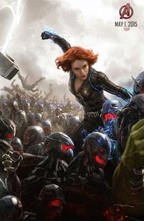 Vingadores: Era de Ultron - Poster / Capa / Cartaz - Oficial 2