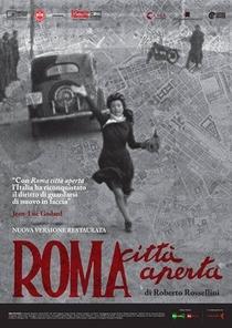 Roma, Cidade Aberta - Poster / Capa / Cartaz - Oficial 7