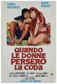 Quando as Mulheres Perderam o Rabo - Poster / Capa / Cartaz - Oficial 1