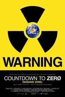 Contagem Regressiva ao Zero - Poster / Capa / Cartaz - Oficial 2