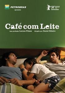 Café com Leite - Poster / Capa / Cartaz - Oficial 1