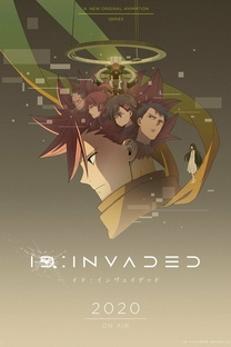 ID: Invaded - Poster / Capa / Cartaz - Oficial 1