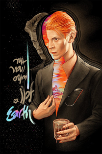 O Homem Que Caiu Na Terra - Poster / Capa / Cartaz - Oficial 6
