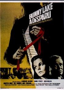 Bunny Lake Desapareceu - Poster / Capa / Cartaz - Oficial 3
