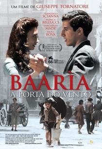 Baarìa - A Porta do Vento - Poster / Capa / Cartaz - Oficial 1