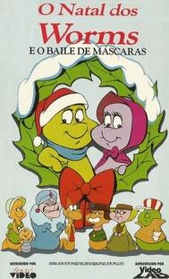 O Natal dos Worms E O Baile de Máscaras - Poster / Capa / Cartaz - Oficial 1