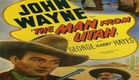 "THE MAN FROM UTAH (1934) John Wayne - George ""Gabby"" Hayes - Polly Ann Young"
