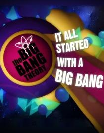 Tudo Começou com um Big Bang - Poster / Capa / Cartaz - Oficial 1